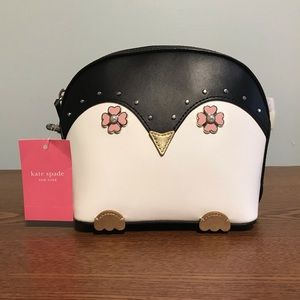 Kate Spade Penguin Crossbody Bag New with Tag